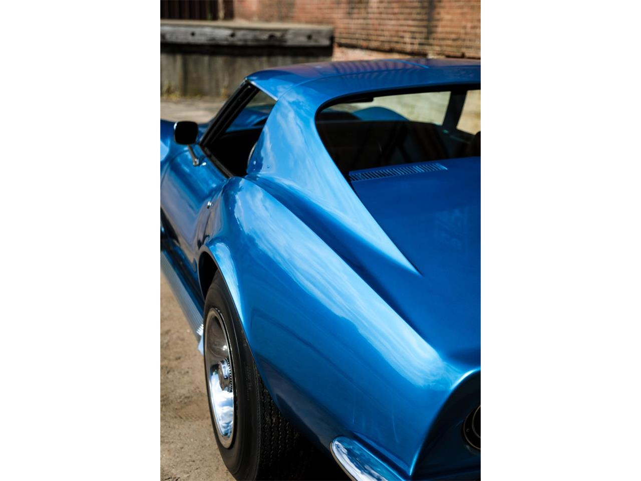 1969 Chevrolet Corvette for sale in Wallingford, CT – photo 91