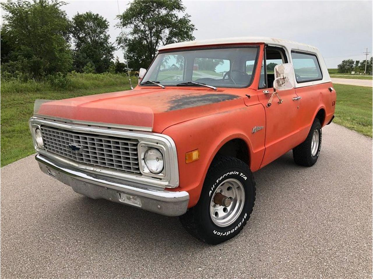 1972 Chevrolet Blazer for sale in Lincoln, NE – photo 9