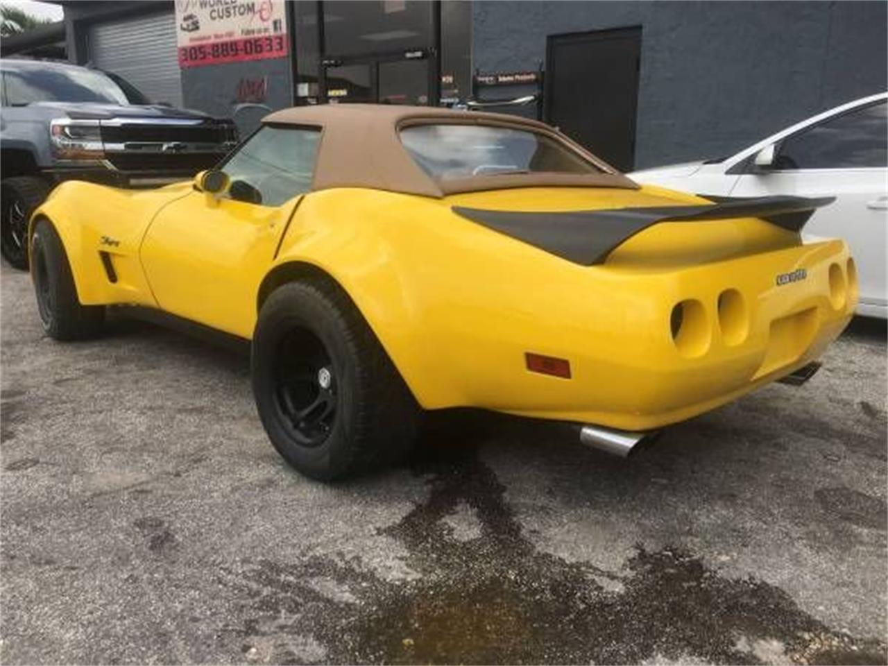 1970 Chevrolet Corvette for sale in Cadillac, MI – photo 12