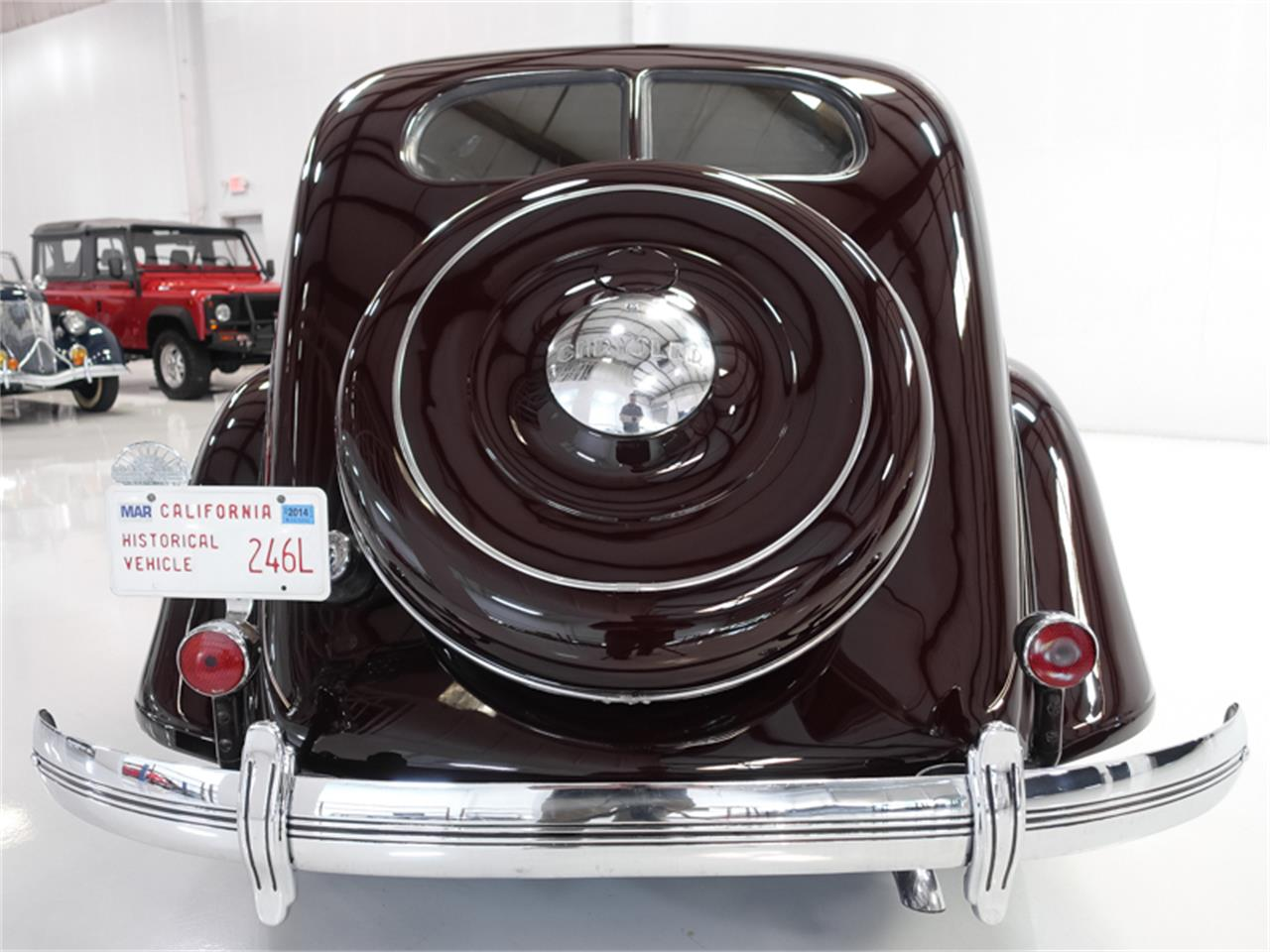 1935 Chrysler Airflow for sale in St. Louis, MO – photo 10