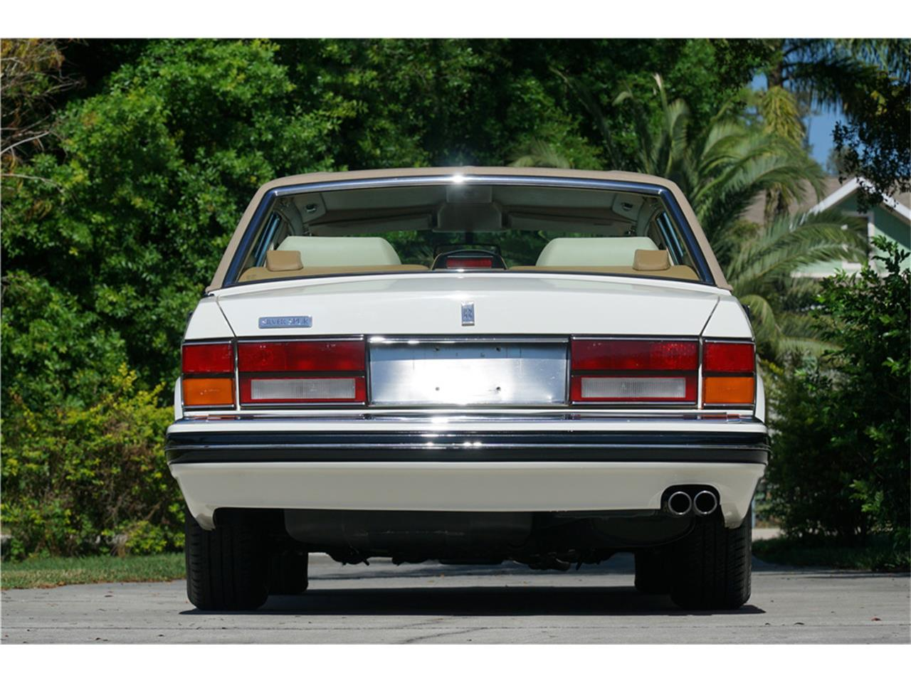 1997 Rolls-Royce Silver Spur for sale in West Palm Beach, FL – photo 10