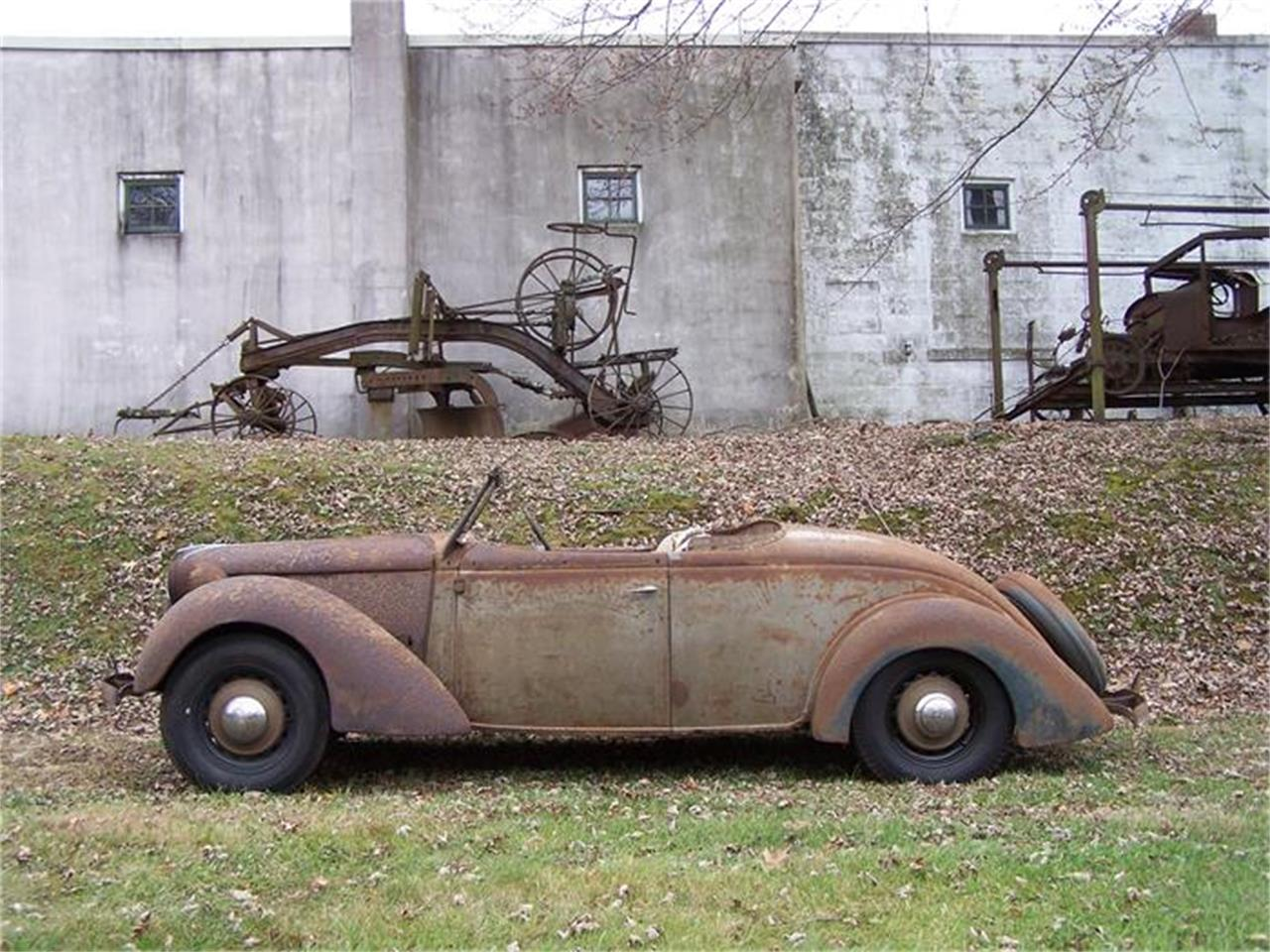 1936 Ford Custom Channeled Roadster for sale in Lynchburg, VA – photo 11