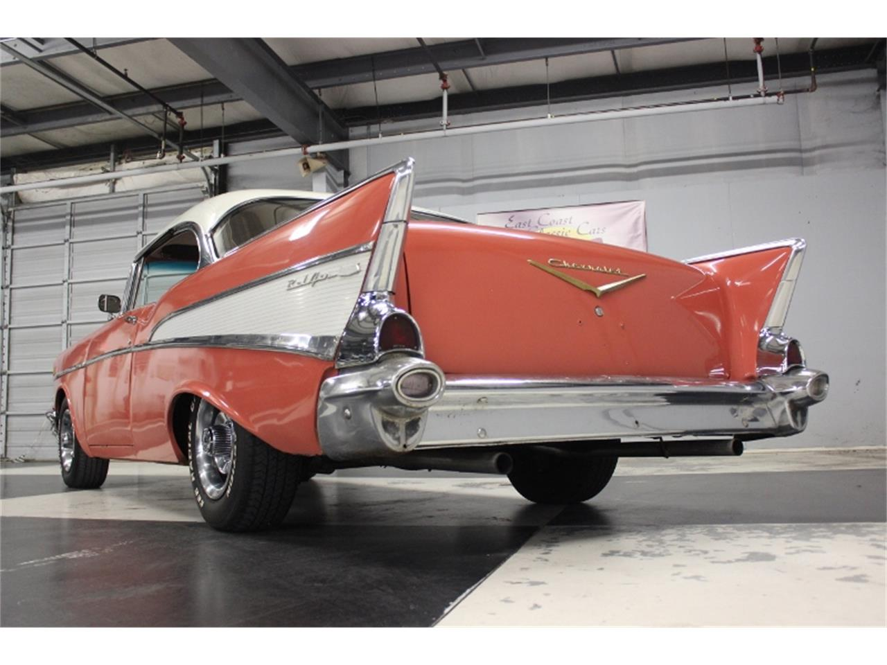 1957 Chevrolet Bel Air for sale in Lillington, NC – photo 8