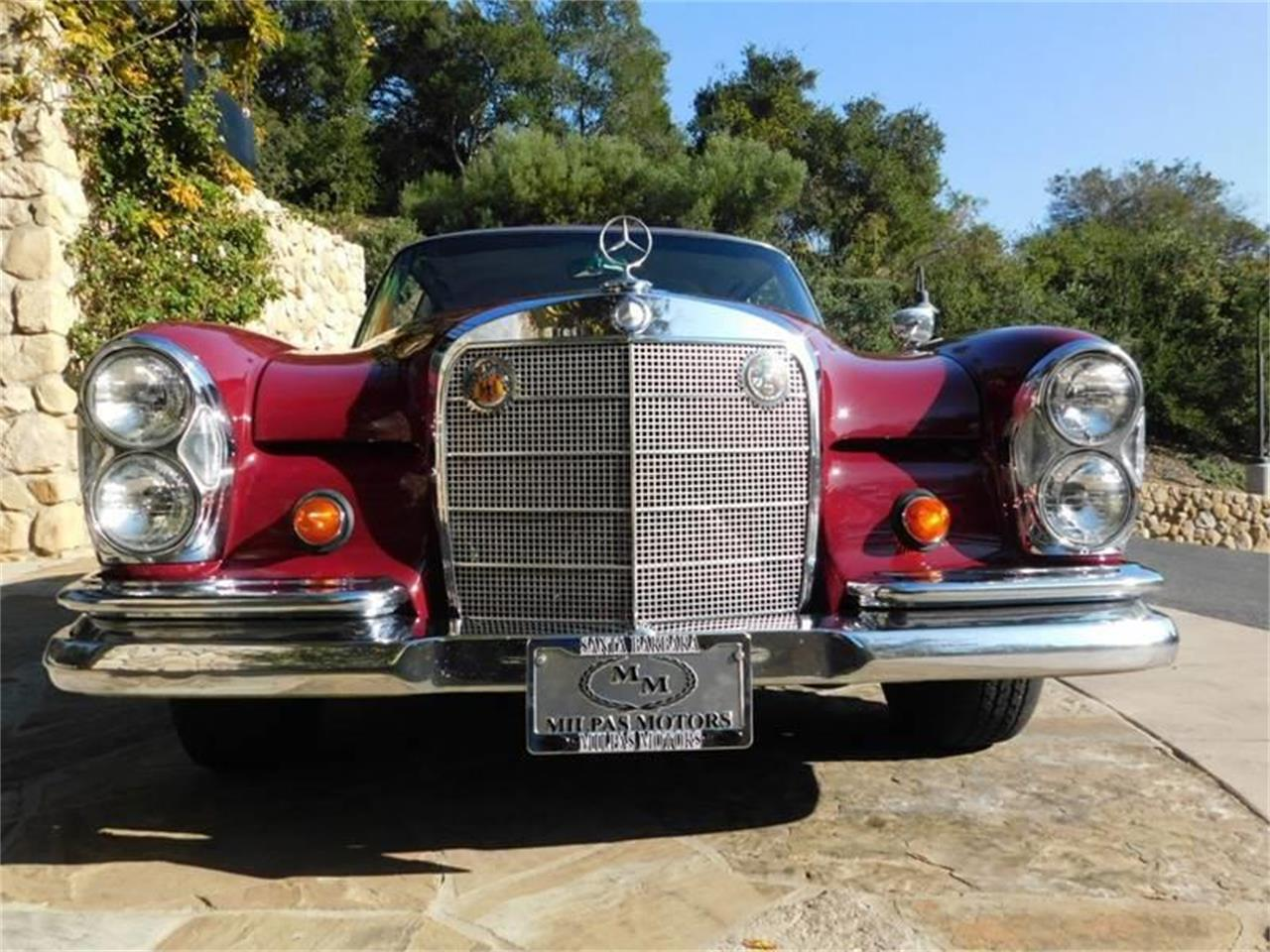 1962 Mercedes-Benz 220SE for sale in Santa Barbara, CA ...