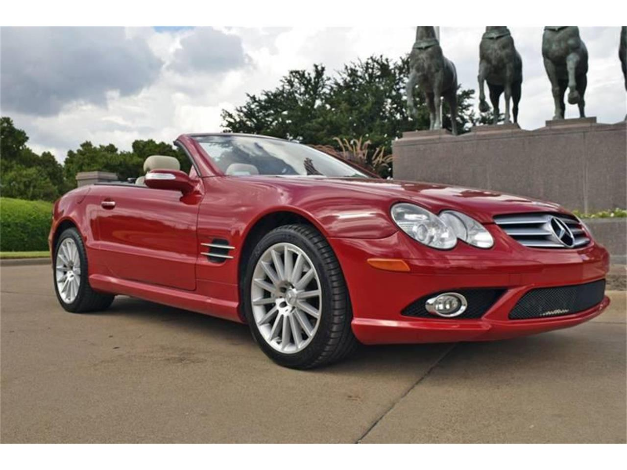 2008 Mercedes-Benz SL-Class for sale in Fort Worth, TX