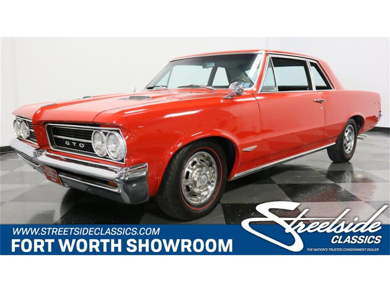 1964 Pontiac GTO for sale in Ft Worth, TX