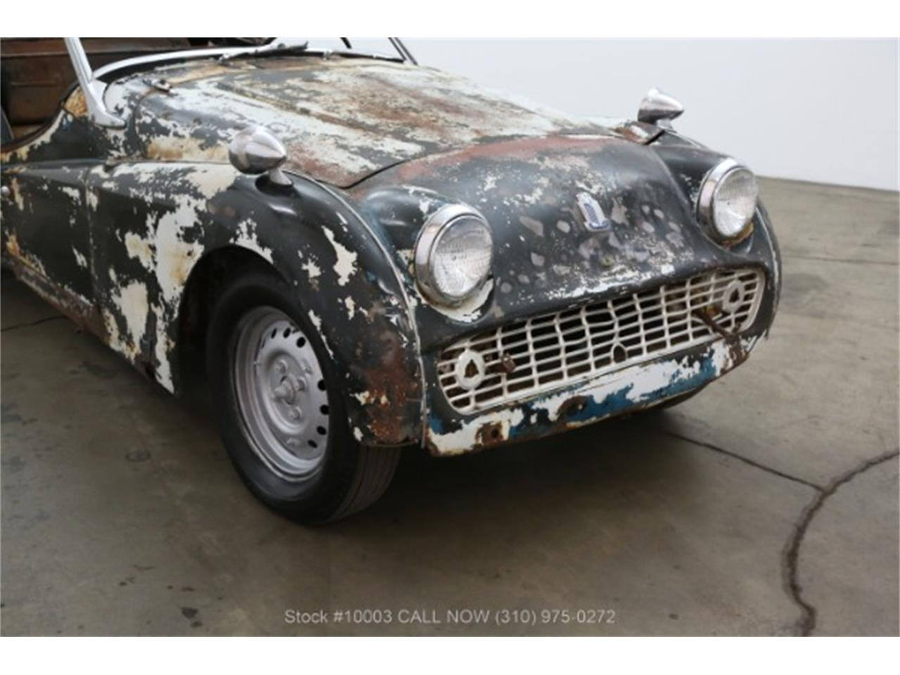 1960 Triumph TR3A for sale in Beverly Hills, CA – photo 18