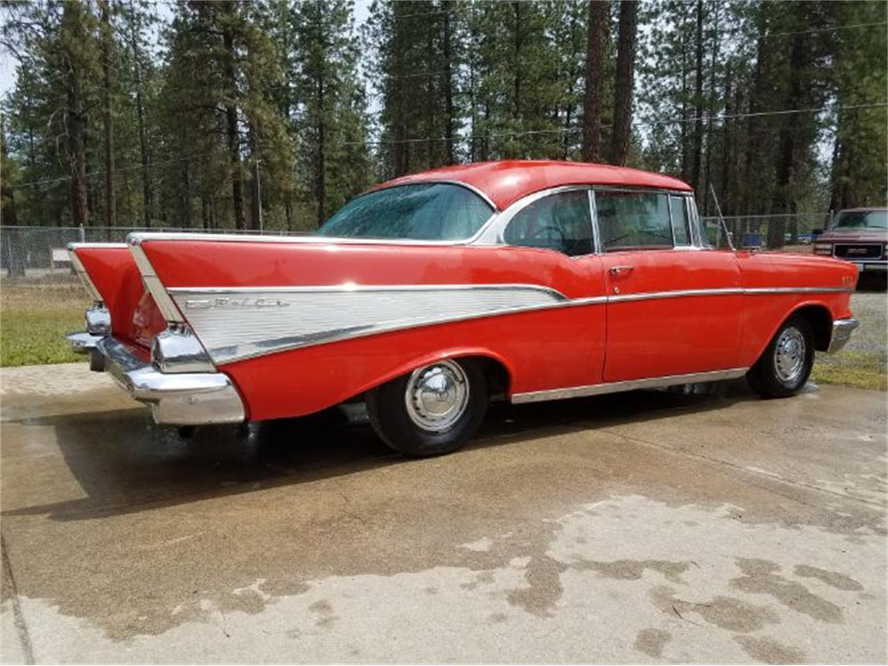 1957 Chevrolet Bel Air for sale in Cadillac, MI – photo 12