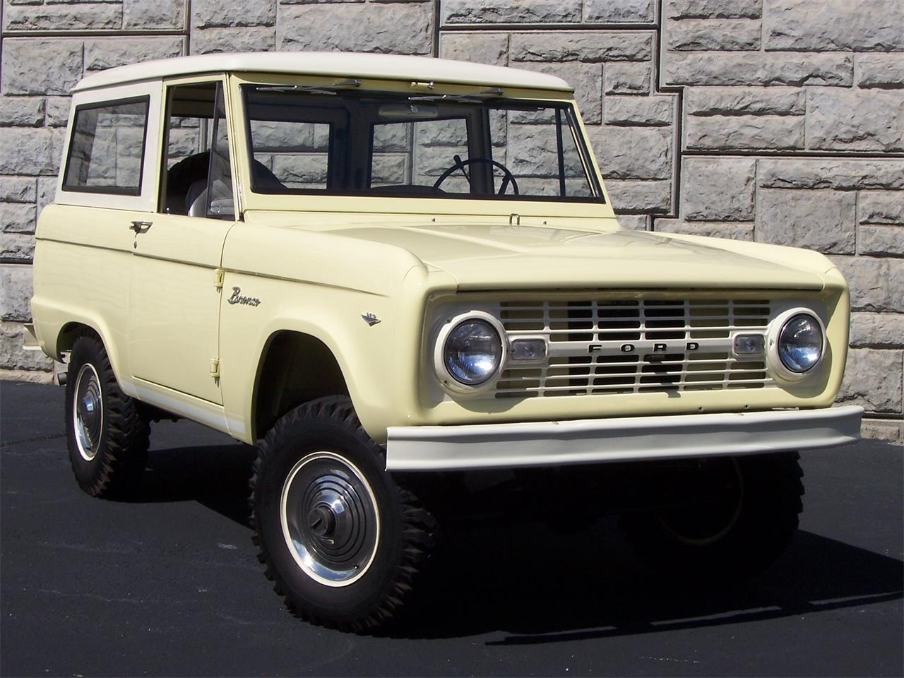 1966 Ford Bronco for sale in Alpharetta, GA – photo 32