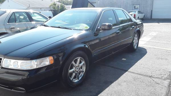 2000 CADILLAC SEVILLE STS for sale in Beachwood, NJ ...