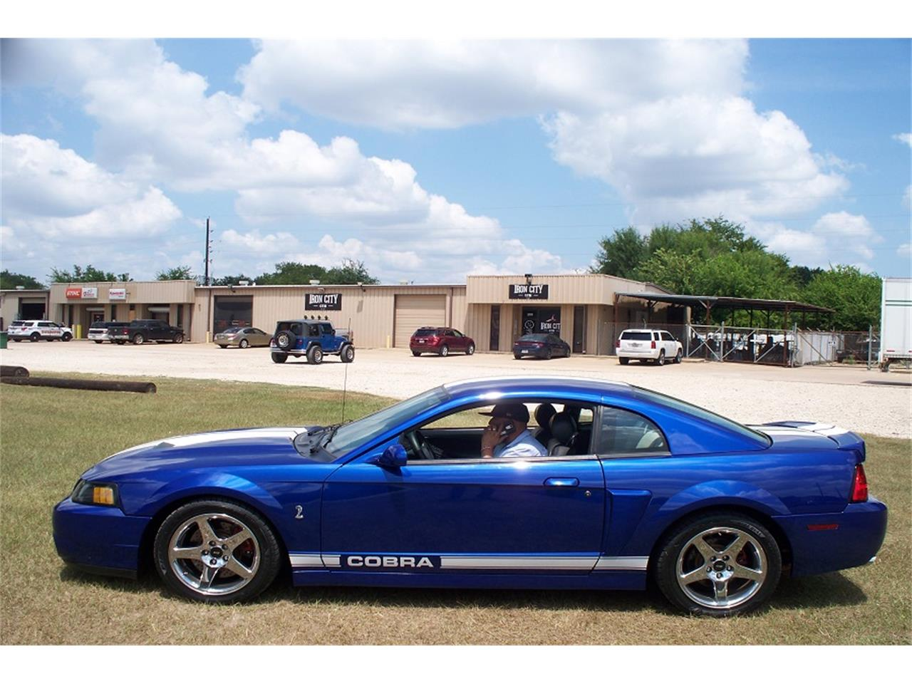 2003 Ford Mustang Cobra for sale in Cypress, TX – photo 3