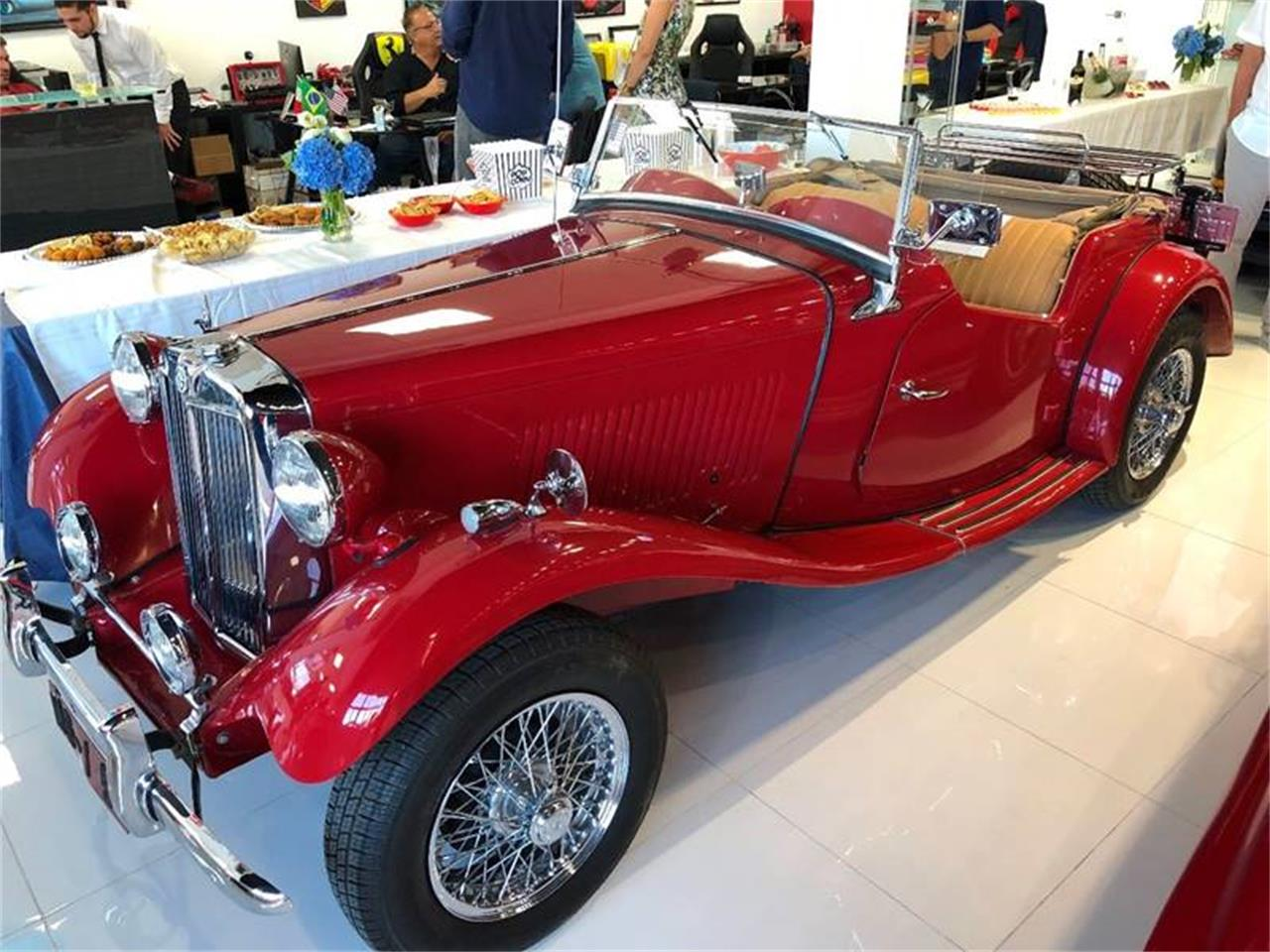 1954 MG TD for sale in Fort Lauderdale, FL