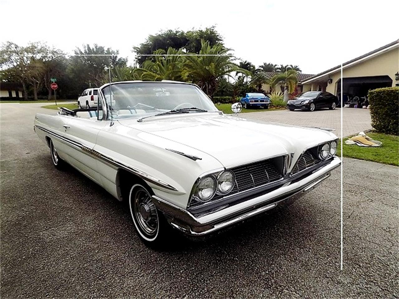 1961 Pontiac Bonneville for sale in Pompano Beach, FL – photo 4