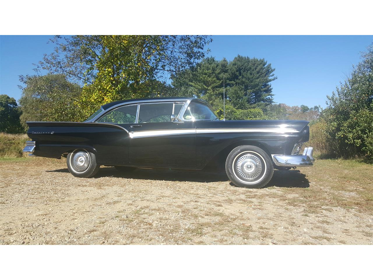 1957 Ford Fairlane 500 for sale in North Woodstock, CT – photo 22