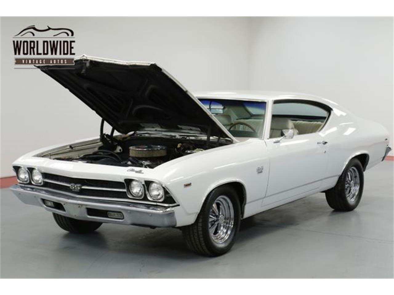 1969 Chevrolet Chevelle SS for sale in Denver , CO – photo 58