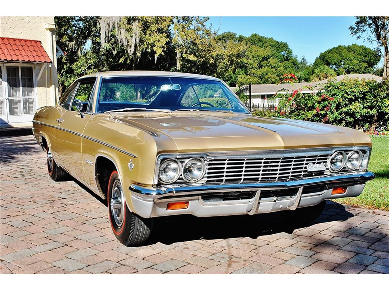1966 Chevrolet Impala SS for sale in Lakeland, FL