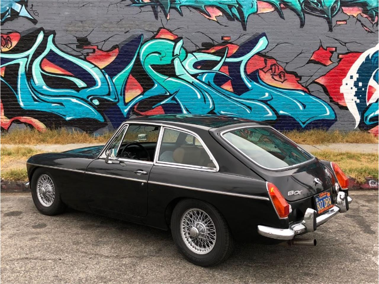 1971 MG MGB for sale in Los Angeles, CA – photo 6
