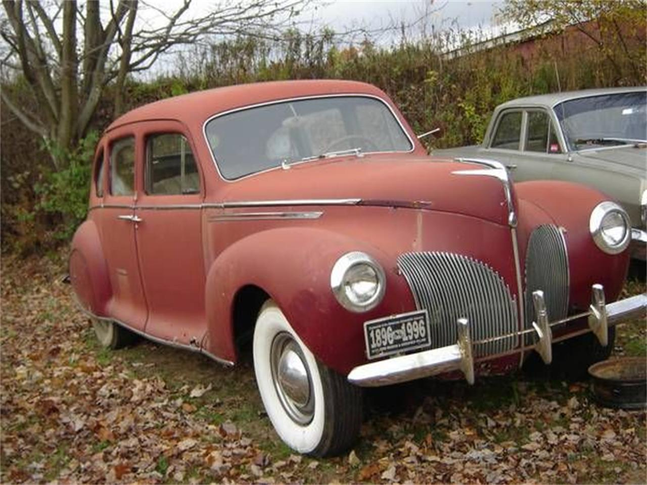 1939 Lincoln Zephyr for sale in Cadillac, MI
