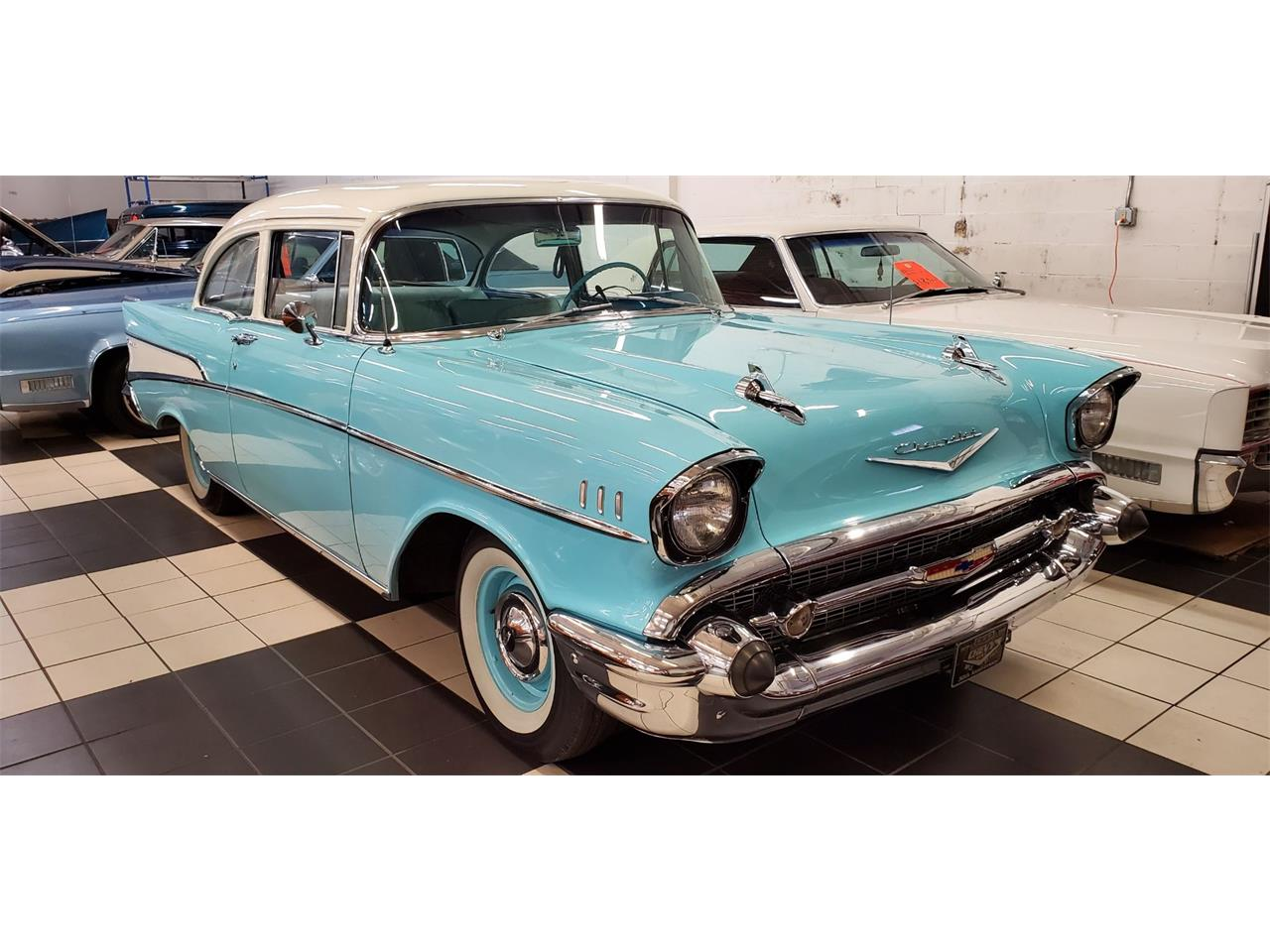 1957 Chevrolet 210 for sale in Annandale, MN – photo 15