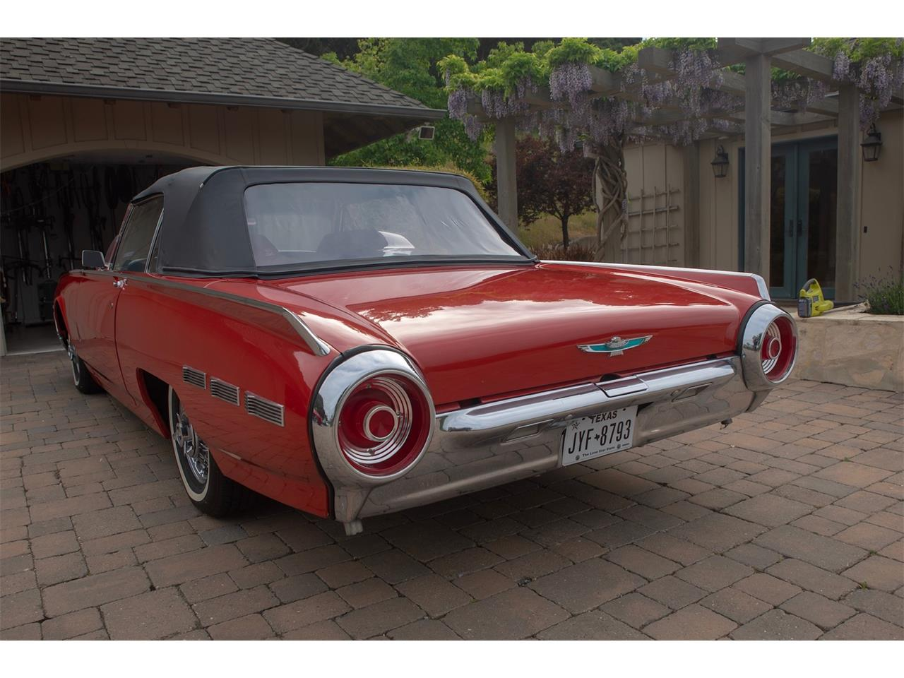 1962 Ford Thunderbird for sale in Salinas, CA – photo 4
