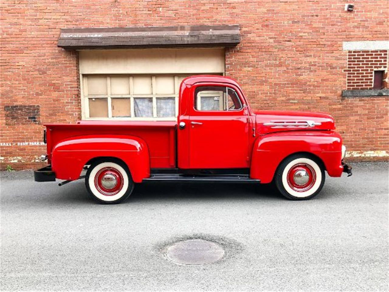 1952 Ford F1 for sale in Cadillac, MI – photo 12