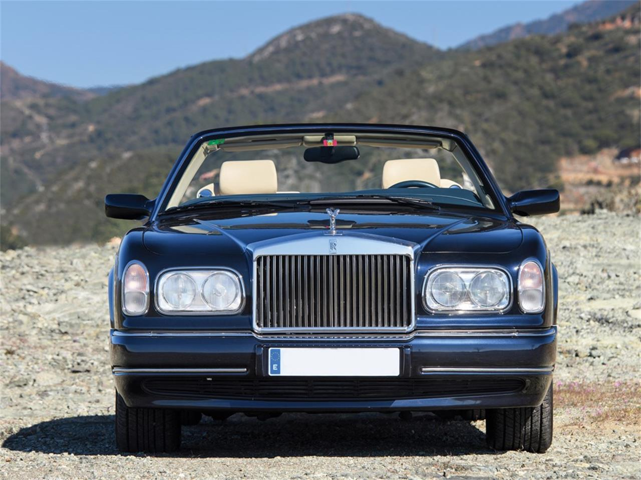 2000 Rolls-Royce Corniche for sale in Essen, Other – photo 7