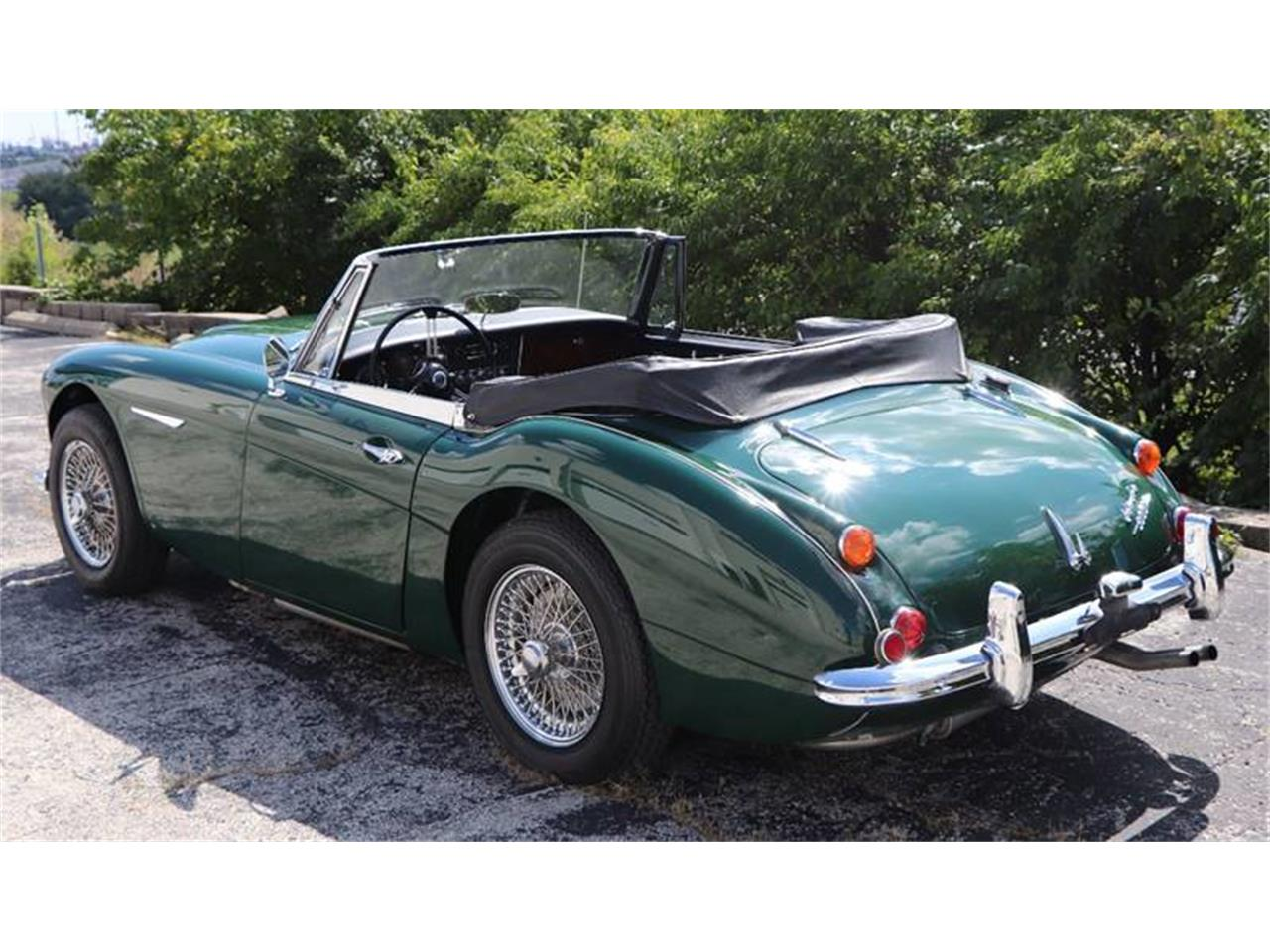 1967 Austin-Healey 3000 Mark III BJ8 for sale in St Louis, MO – photo 6