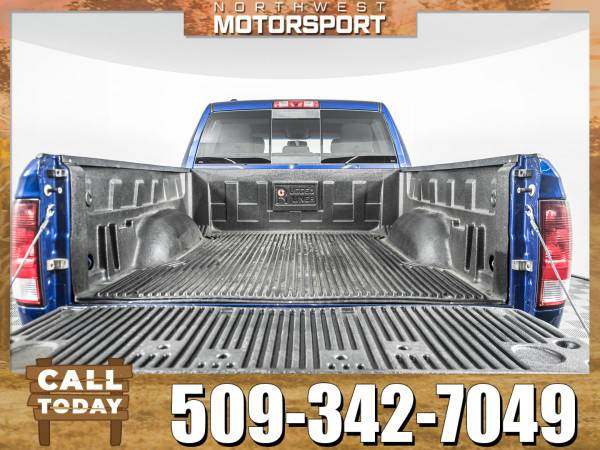 2014 dodge ram 1500 slt 4x4 for sale in spokane valley wa classiccarsbay com classiccarsbay