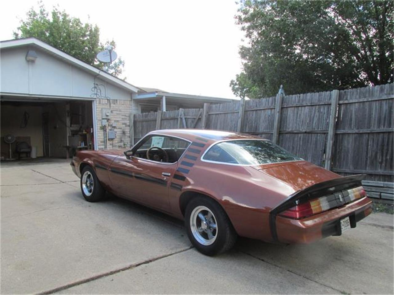 1980 Chevrolet Camaro for sale in Dallas, TX – photo 3