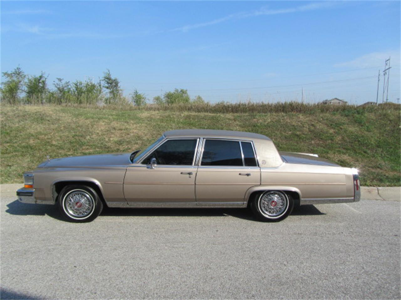 1986 Cadillac Fleetwood Brougham for sale in Omaha, NE ...