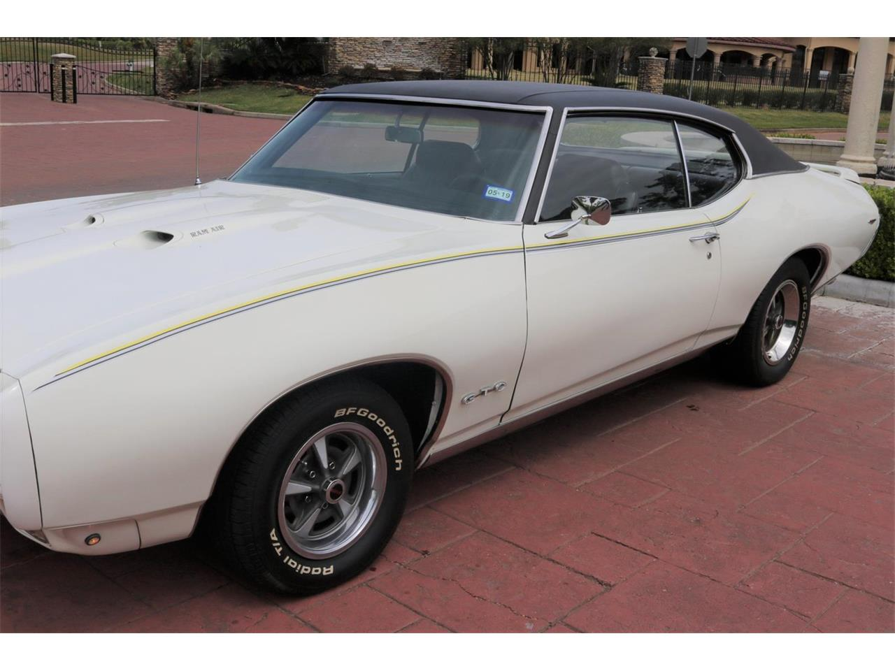 1969 Pontiac GTO for sale in Conroe, TX – photo 5