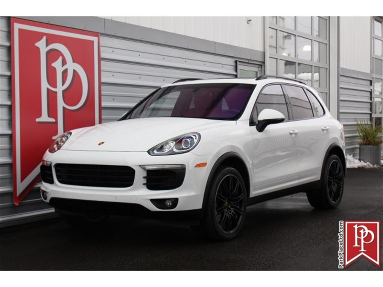 2015 Porsche Cayenne for sale in Bellevue, WA – photo 2