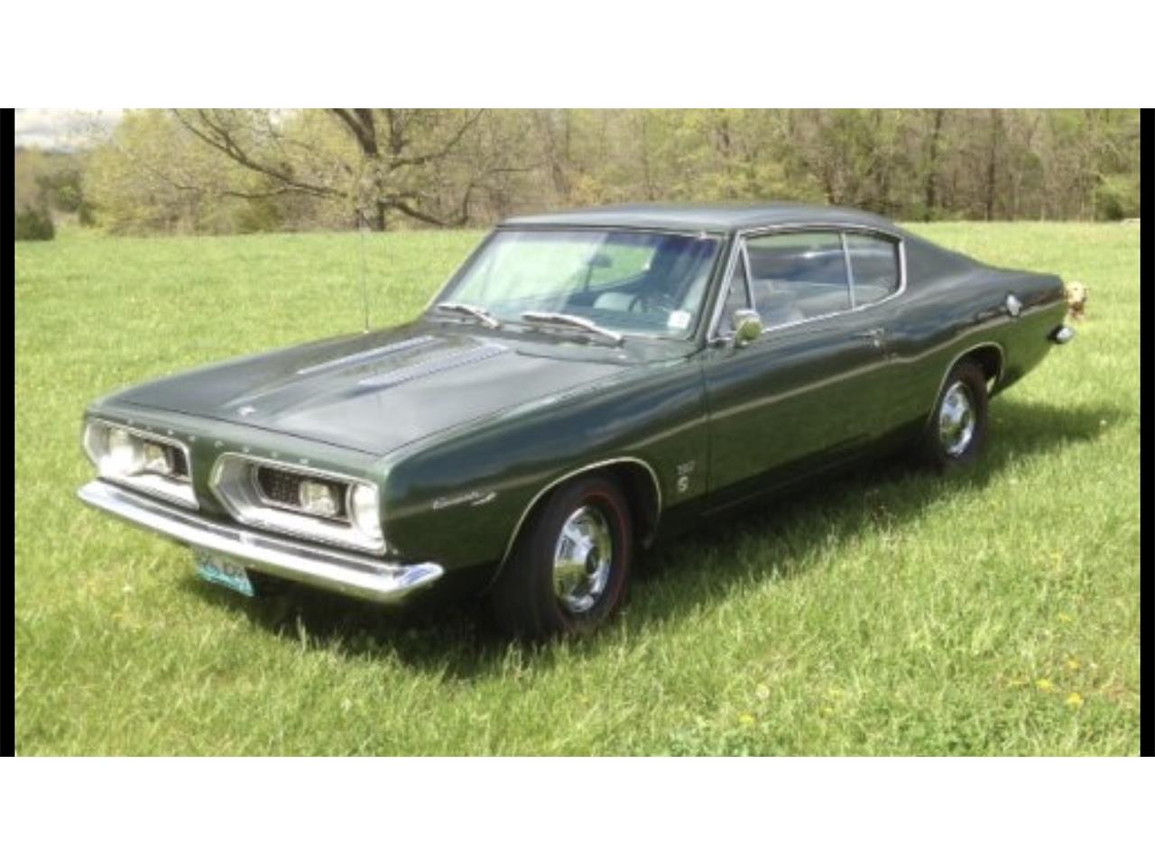1967 Plymouth Barracuda for sale in Jefferson City, MO