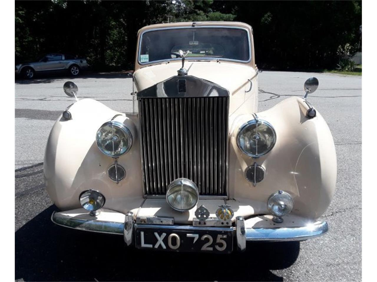 1950 Bentley Mark VI for sale in Hanover, MA – photo 2