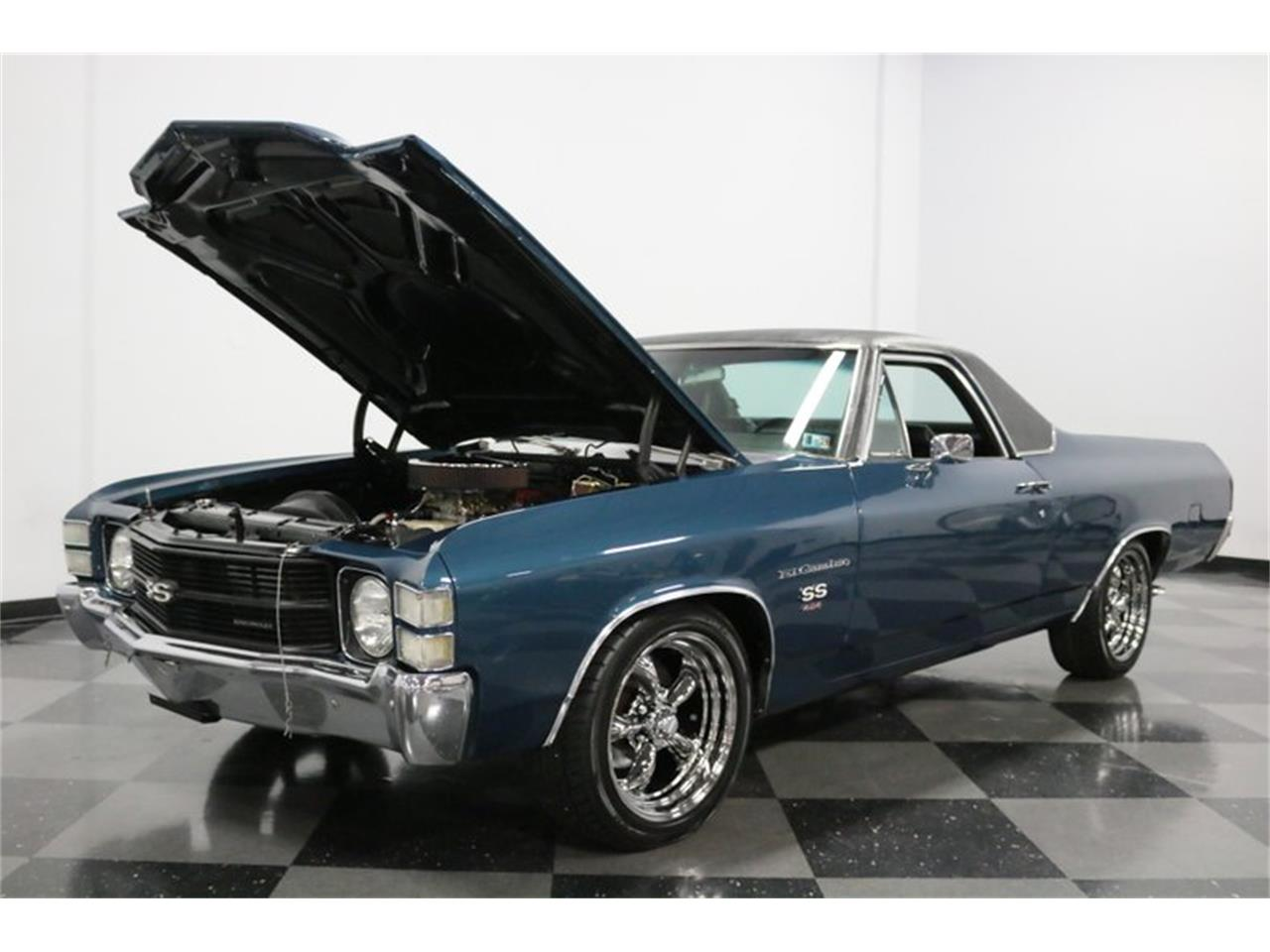 1971 Chevrolet El Camino for sale in Ft Worth, TX – photo 39
