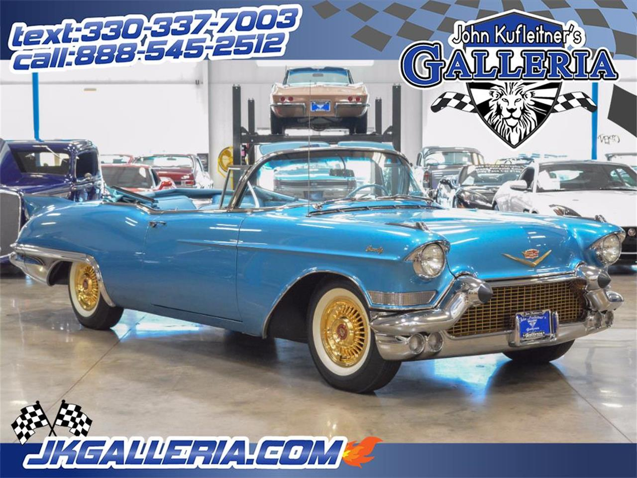 1957 Cadillac Eldorado for sale in Salem, OH ...