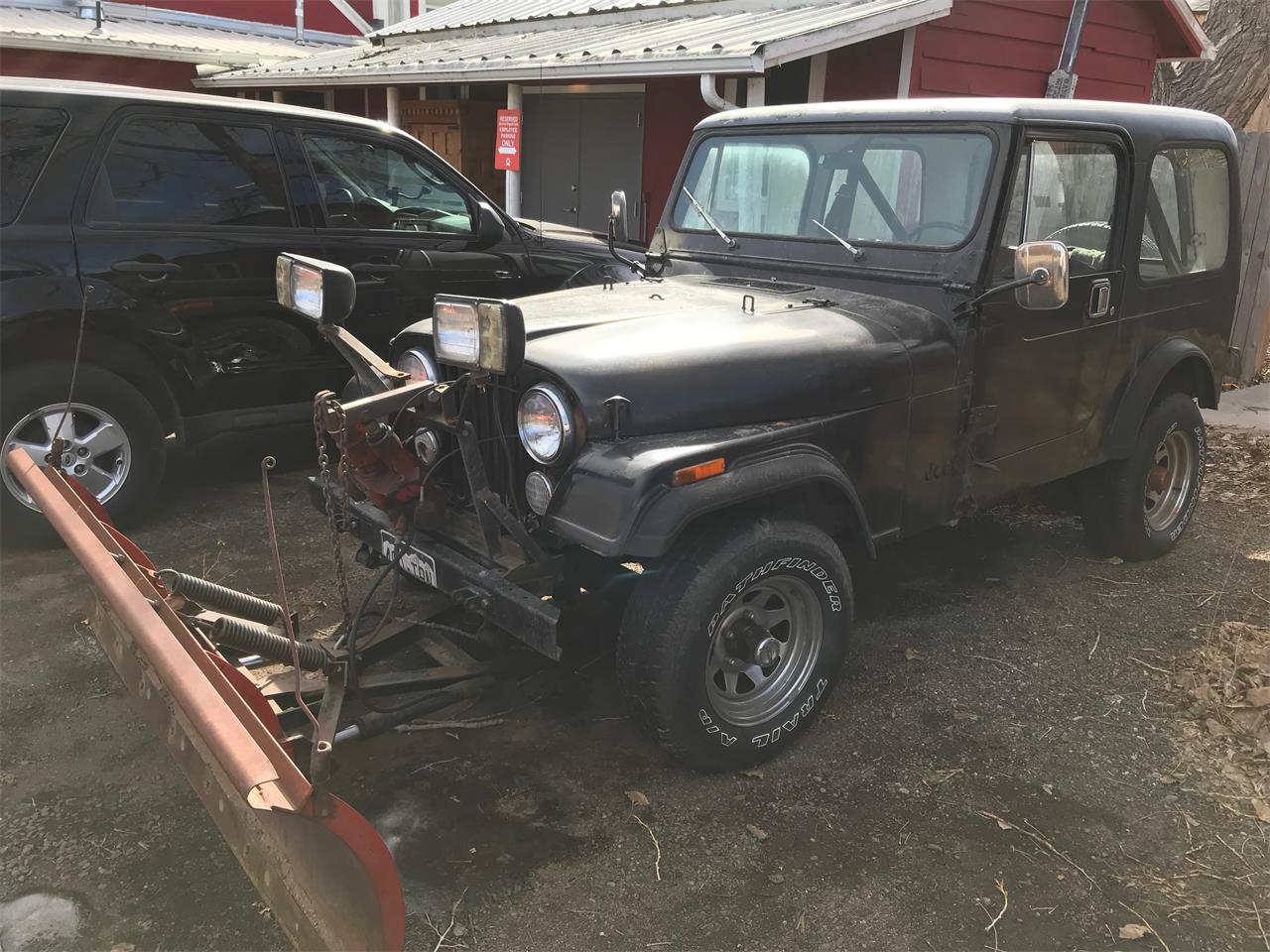 1984 Jeep CJ7 for sale in Arvada, CO