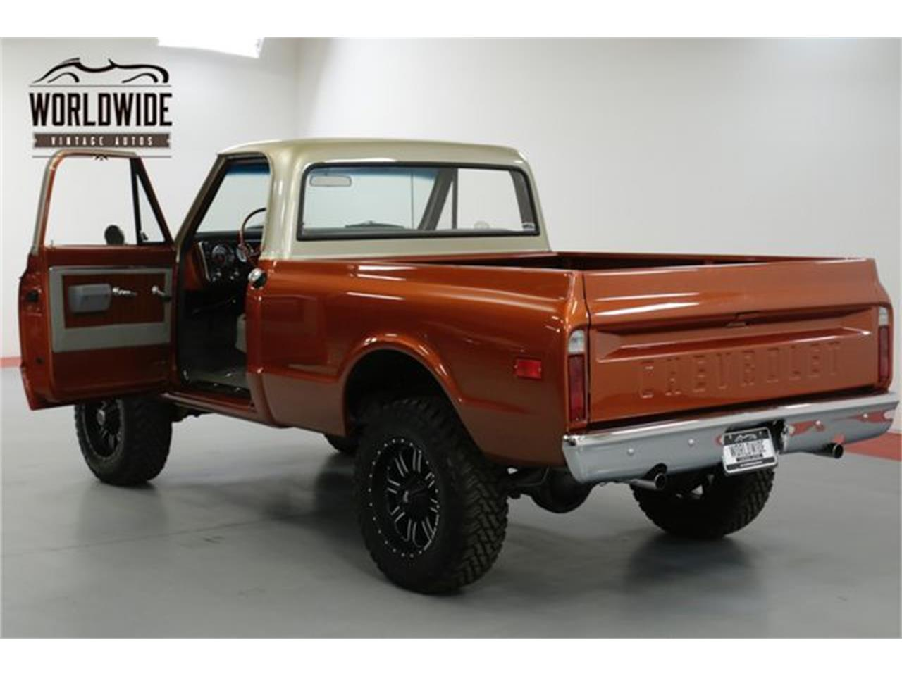 1968 Chevrolet K-20 for sale in Denver , CO – photo 44