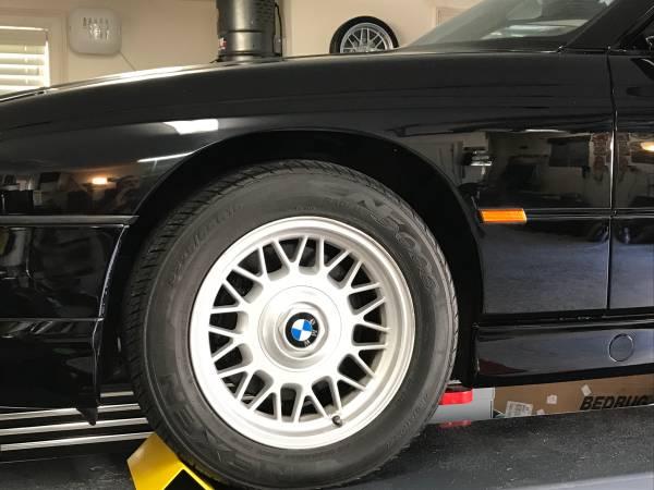 1997 BMW 840CI for sale in Bluffton, SC / classiccarsbay.com