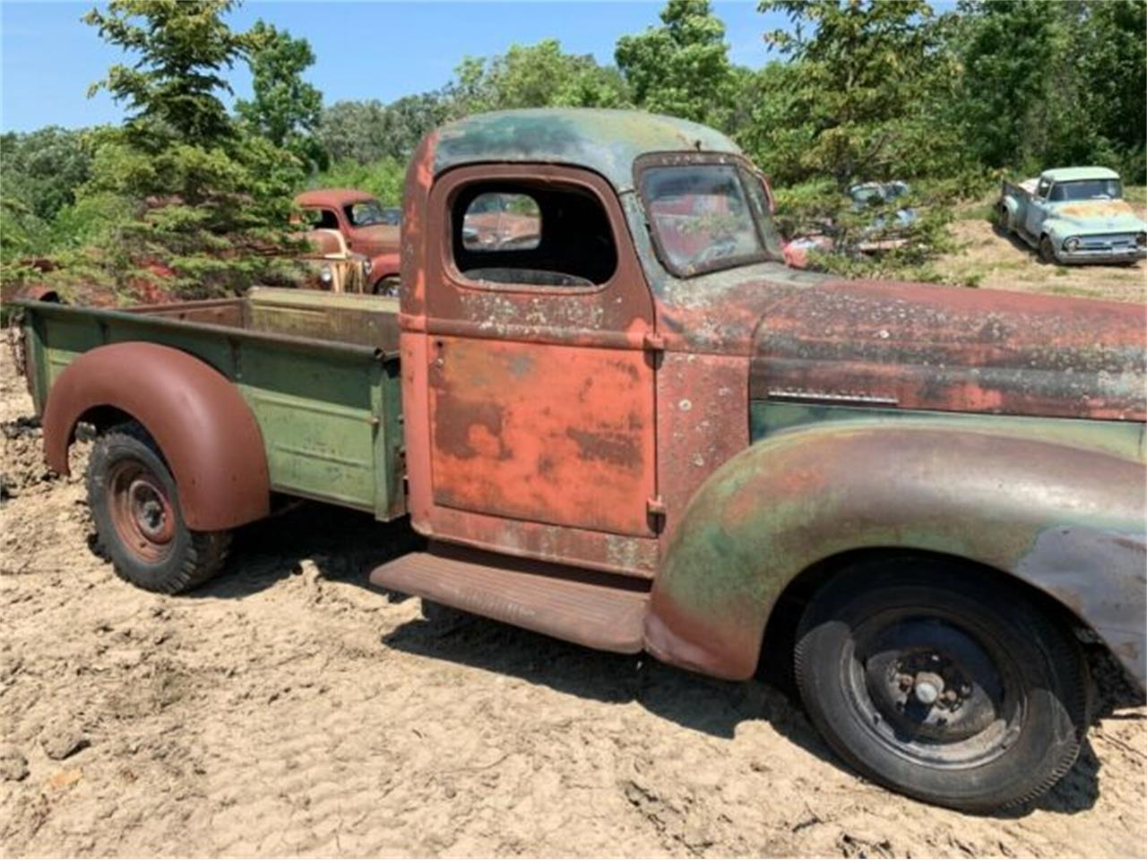 1947 International Harvester for sale in Cadillac, MI – photo 9