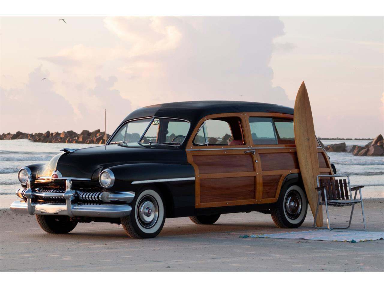 1951 Mercury Woody Wagon for sale in Jacksonville, FL – photo 3