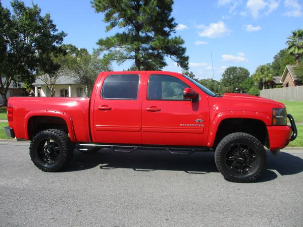 20012 Chevy Silverado 4x4 Black Widow for sale in Baton Rouge , LA – photo 8