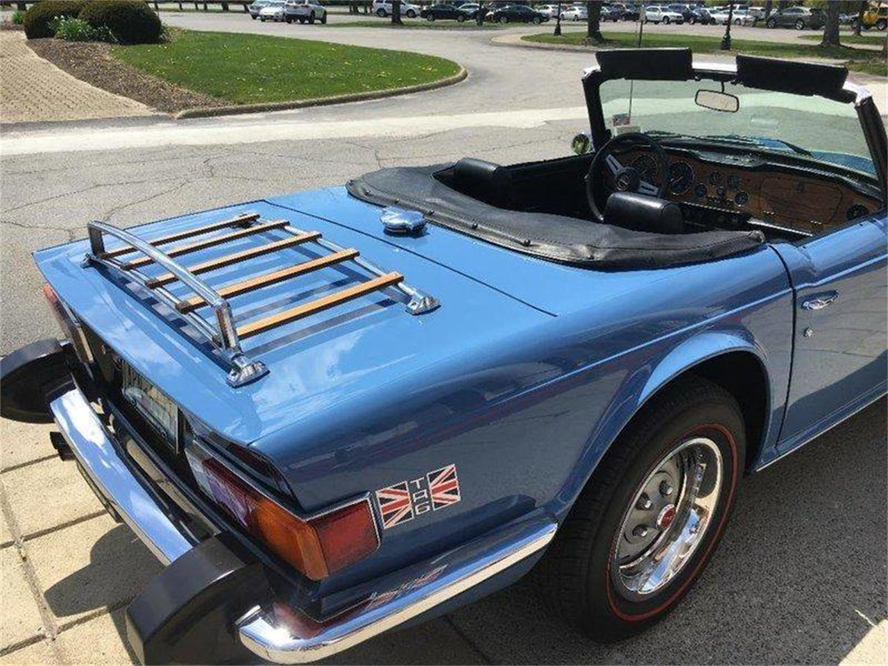 1975 Triumph TR6 for sale in Long Island, NY – photo 13