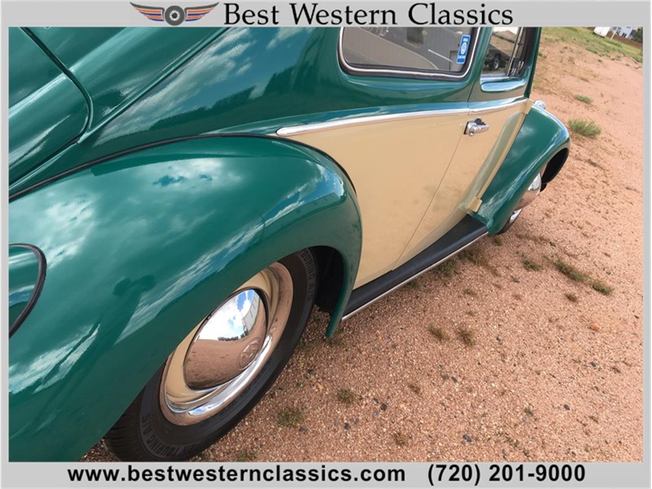 1964 Volkswagen Beetle for sale in Franktown, CO – photo 19