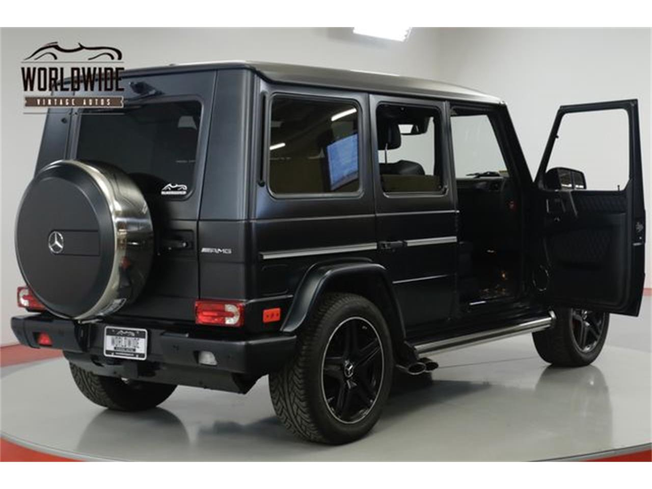2014 Mercedes-Benz G63 for sale in Denver , CO – photo 57