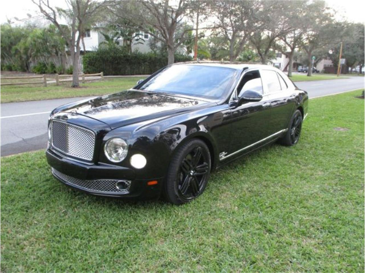 2011 Bentley Mulsanne S for sale in Cadillac, MI