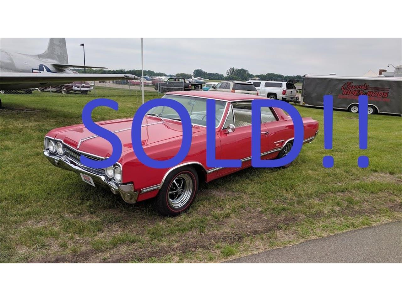 1965 Oldsmobile 442 for sale in Annandale, MN