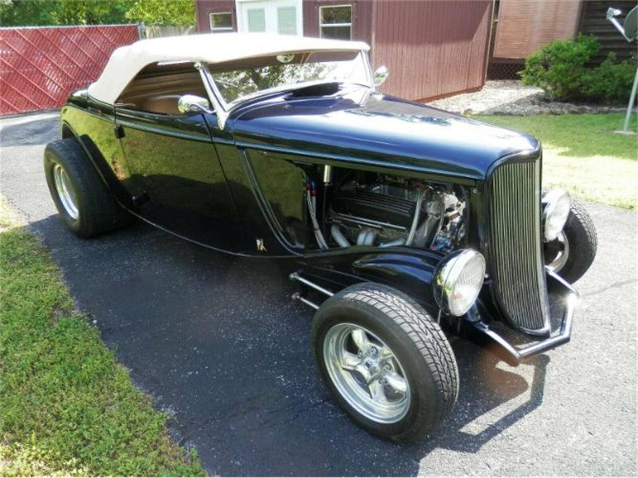 1933 Ford Roadster for sale in Cadillac, MI – photo 15