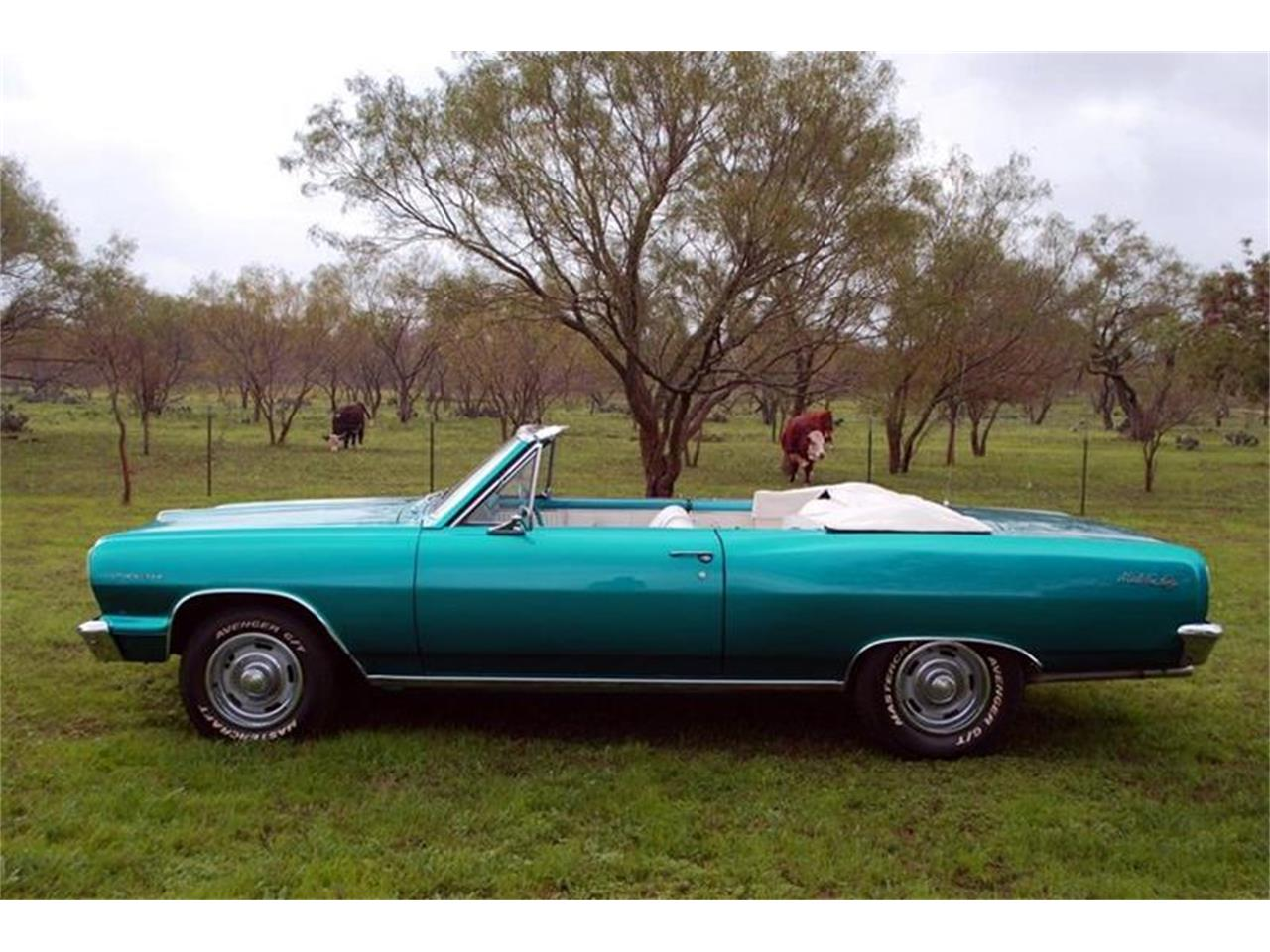 1964 Chevrolet Chevelle for sale in Fredericksburg, TX – photo 4