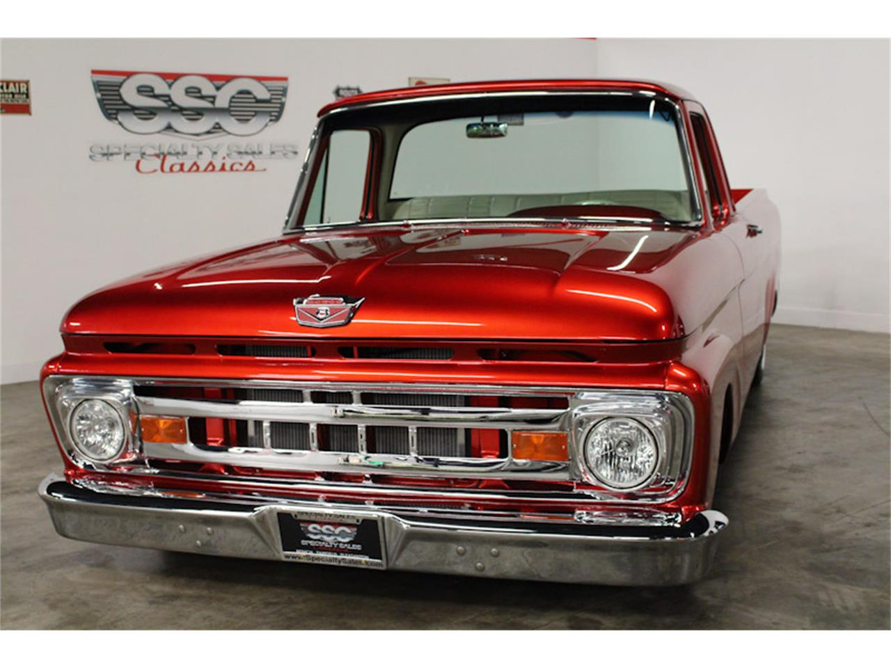 1962 Ford F100 for sale in Fairfield, CA – photo 4